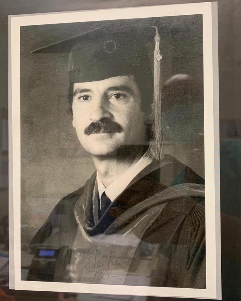 Entrevista al Dr. José Luis García Sabrido